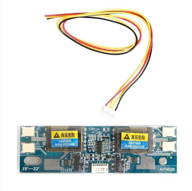 """Универсальный инвертор подсветки матрицы LED 15-22"""""""
