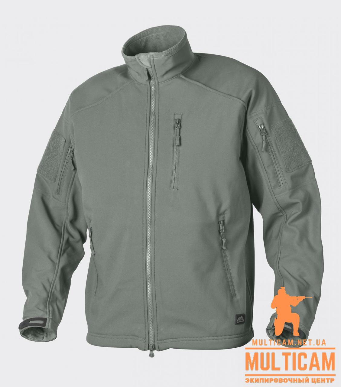 Куртка Soft Shell Helikon-Tex® Delta Tac Jacket - Foliage Green