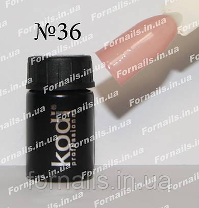 Гель-краска Kodi №36