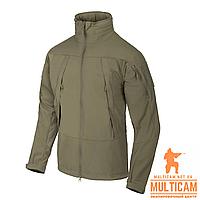 Куртка Soft Shell Helikon-Tex® BLIZZARD Jacket® - StormStretch® - Adaptive Green