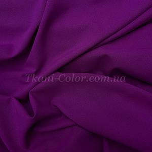 Ткань креп-шифон фиолетовый