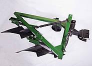 Плуг 2-20 усиленный (2х-корпусный с предплужниками на 2х-точечной сцепке), фото 3
