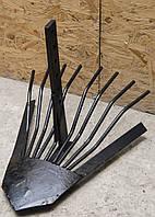Картоплекопалка (лапа-копалка) мотоблочная усиленная