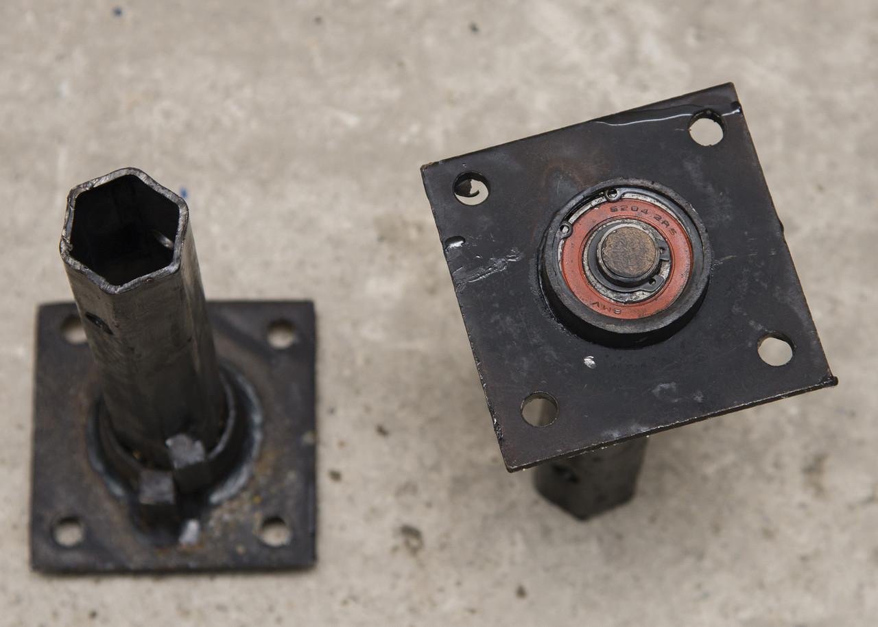 Ступица поворотная 250 мм мотоблочная