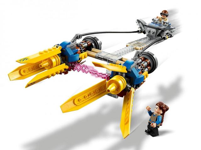 LEGO 75258 Star Wars  - Гончий під Енакіна (Конструктор ЛегоГоночный под Энакина — выпуск к 20-летнему юбилею)