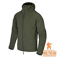 Куртка Soft Shell Helikon-Tex® Urban Hybrid Softshell Jacket® - Taiga Green