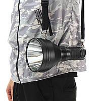 Мега яркий прожектор ASTROLUX MF04S 6000 Lm 70.2 + удлинитель 18650 8 шт
