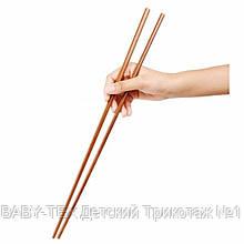 Палички довгі для приготування їжі 4шт (В'єтнам)