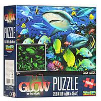Пазлы 3D 12500  акула, PRIME 3D