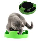 Інтерактивна гра для котів з точилкою для кігтів Trixie Catch The Mouse | кіт і миша | когтеточка, фото 2