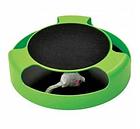 Інтерактивна гра для котів з точилкою для кігтів Trixie Catch The Mouse | кіт і миша | когтеточка, фото 4