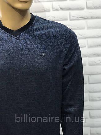 Джемпер синій, фото 2