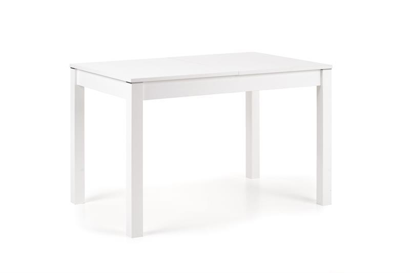 Стіл розкладний MAURYCY білий 118(158)x75 (Halmar)