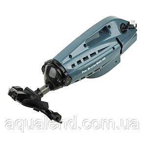 Pool Blaster MAX HD ручной автономный вакуумный пылесос Watertech, фото 2