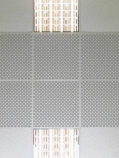 Плиты декоративные потолочные