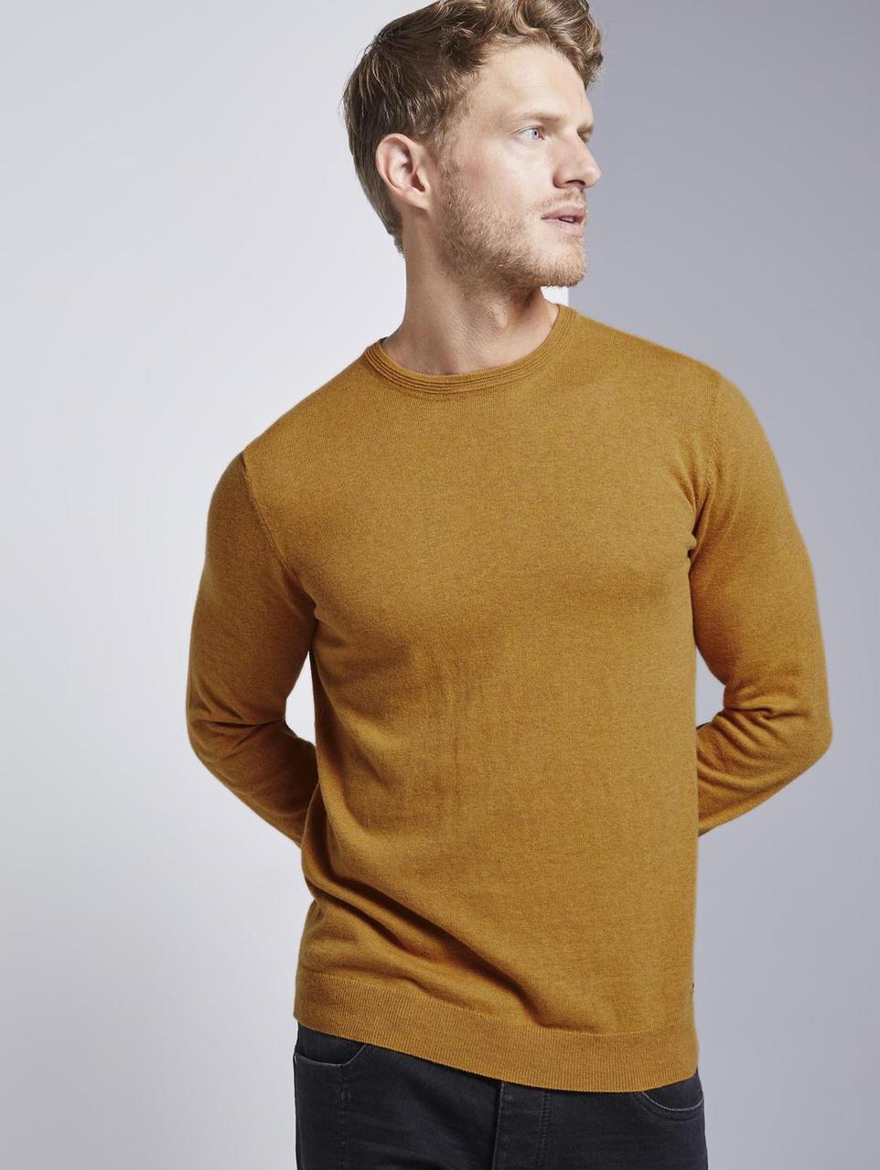 Джемпер Tom Tailor 1012492 желтый XXL