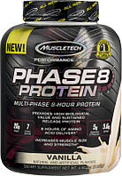 Протеин PHASE8 PROTEIN 2.09кг Вкус: Ваниль