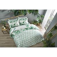 Постельное белье Тас сатин Digital - Patriot yesil v01 зеленый семейное