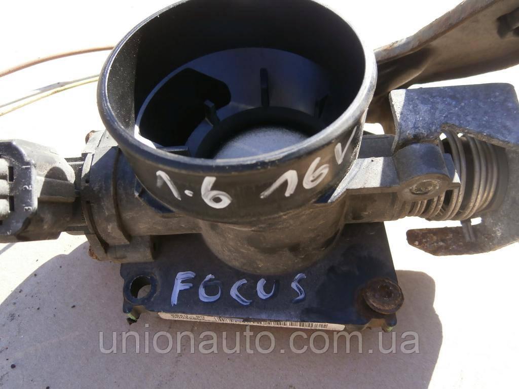 Дроссельная заслонка FORD FOCUS MK1 1.6 16V