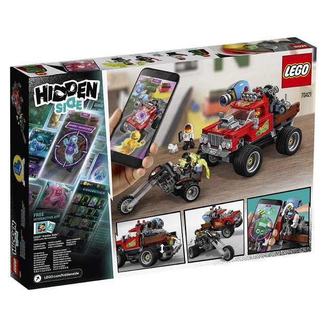 Лего 70421 – Трюковой грузовик Эль-Фуэго