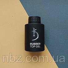 35ml, RubberTop(Каучуковое верхнее покрытие для гель лака)