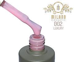 Гель лак Milano Luxury 15 мл №2