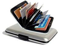 Кошелек-кредитница Aluma Wallet, фото 1