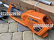 Аккумуляторная коса RUPEZ RST-40Li с АКБ и зарядным устройством., фото 6