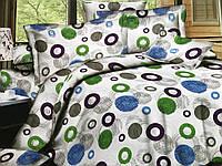 Двухспальный постельный комплект 75 плотности,бязь(можно разные ресунки)