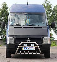 Кенгурятник Volkswagen LT-35 (96-06) защита переднего бампера кенгурятники на для Фольксваген ЛТ-35 Volkswagen LT-35 (96-06) d60х1,6мм