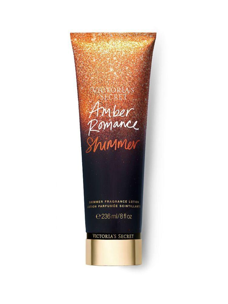 Лосьон для тела Amber Romance Shimmer Victoria's Secret