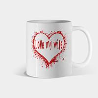 Чашка для влюбленных