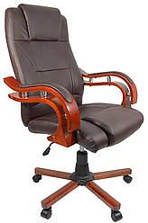 Крісло Bonro Premier коричневе (42000005)