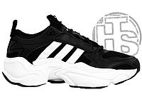 Мужские кроссовки Adidas Consortium Naked Magmur Runner Black White