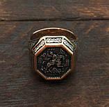Охранное кольцо Великомученик Георгий Победоносец, фото 8