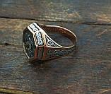 Охранное кольцо Великомученик Георгий Победоносец, фото 10