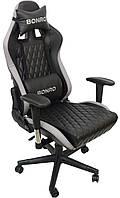 Крісло геймерське Bonro 1018 Gray (40700000)