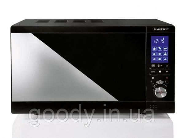 Мікрохвильова піч Silver Crest SMW 800 C2 800 Вт + гриль