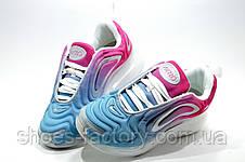 Женские кроссовки в стиле Nike Air Max 720, Pink Sea, фото 3