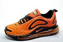 Мужские кроссовки в стиле Nike Air Max 720, Оранжевый/Чёрный, фото 3