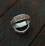 Кольца парные,обручальные Вензеля _20054, фото 3