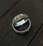 Кольца парные,обручальные Вензеля _20054, фото 2