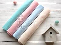 """Набор корейского мягкого фетра """"Marshmallow"""" в ассортименте"""