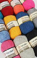 Летняя пряжа Yarnart Cotton Soft все цвета