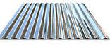 Профнастил волновой ПВ20 цинк 0,45 мм (металлошифер), фото 3