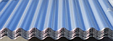 Профнастил хвильовий ПВ20 цинк 0,45 мм (металошифер), фото 4