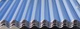 Профнастил волновой ПВ20 цинк 0,45 мм (металлошифер), фото 4
