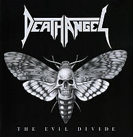 CD диск Death Angel - The Evil Divide, фото 1