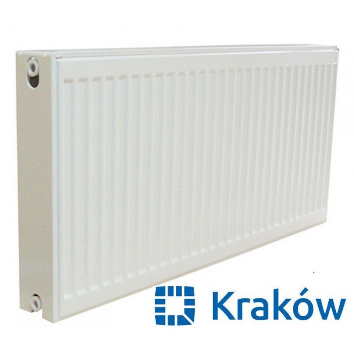 Радиатор Krakow тип 22 500H x 1000L стальной (Боковое)