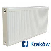 Радиатор Krakow тип 22 500H x 1000L стальной (Боковое) , фото 1